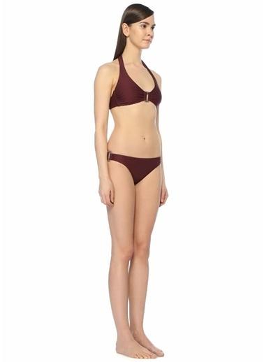 Heidi Klein Bikini Üst Bordo